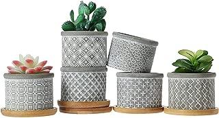 concrete garden containers