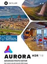 Aurora HDR 2019 - HDR Image Enhancing Program [PC Download]