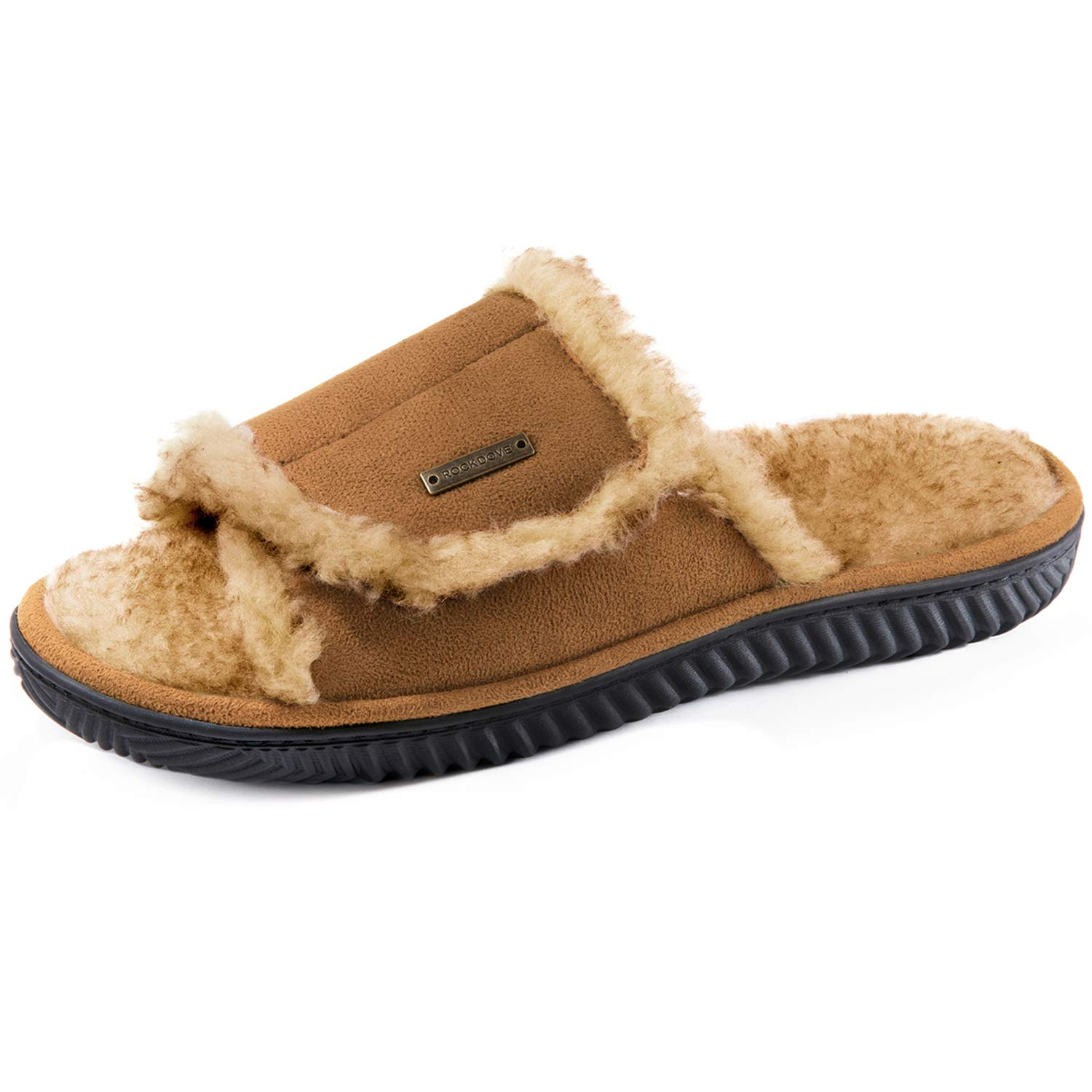 Image of Comfortable Adjustable Slippers for Men - See More Colors