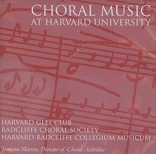 Choral Music At Harvard University