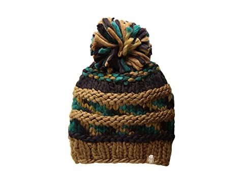 The North Face Nanny Knit Beanie at Zappos.com 47297367b292