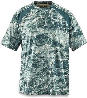 c982b708 Guide Gear Men's Performance Fishing Solid Short Sleeve Shirt