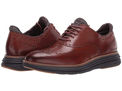 Cole Haan Original Grand Ultra Wing Ox (Woodbury/Java) Men