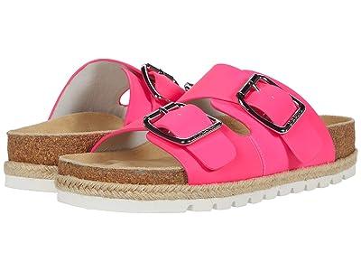 J/Slides Leighton (Neon Pink) Women
