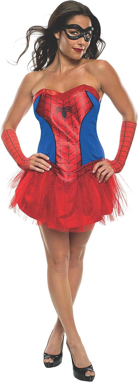 Secret Omaha Mall Wishes Women's Marvel Universe Spiderlady Tutu Dr Costume shipfree
