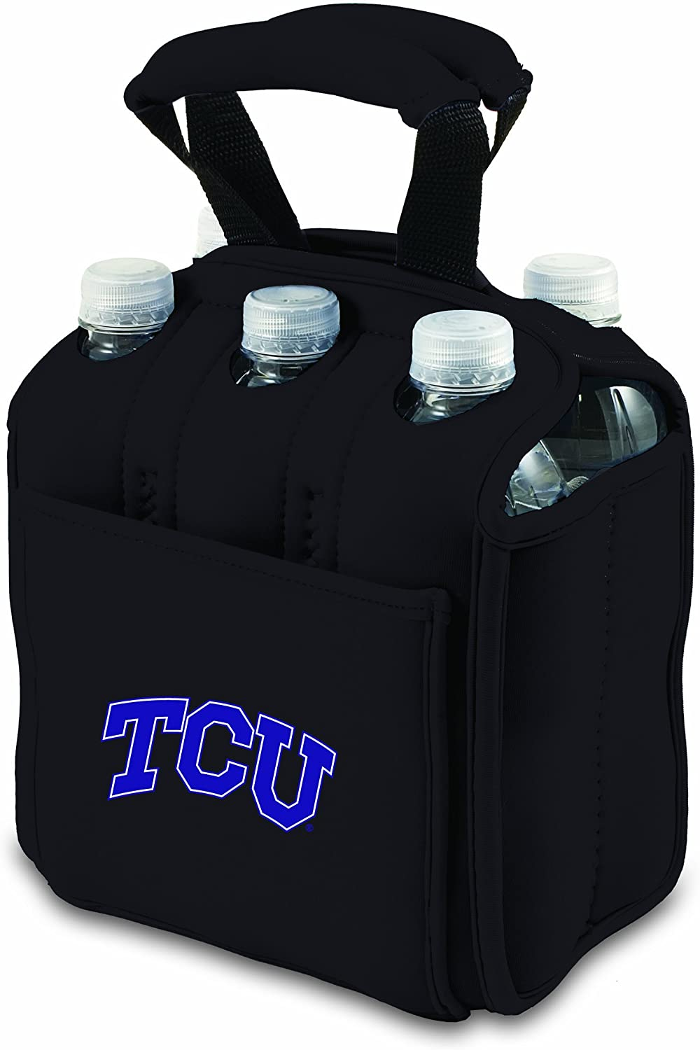 NCAA Texas Christian Horned Frogs Six Pack Cooler Tote