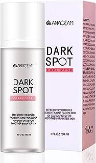 Dark Spot Corrector for Face,Dark Spot Remover for Face and Body,Age Spot Dark Spot Serum Cream Helps fade hyperpigmentati...