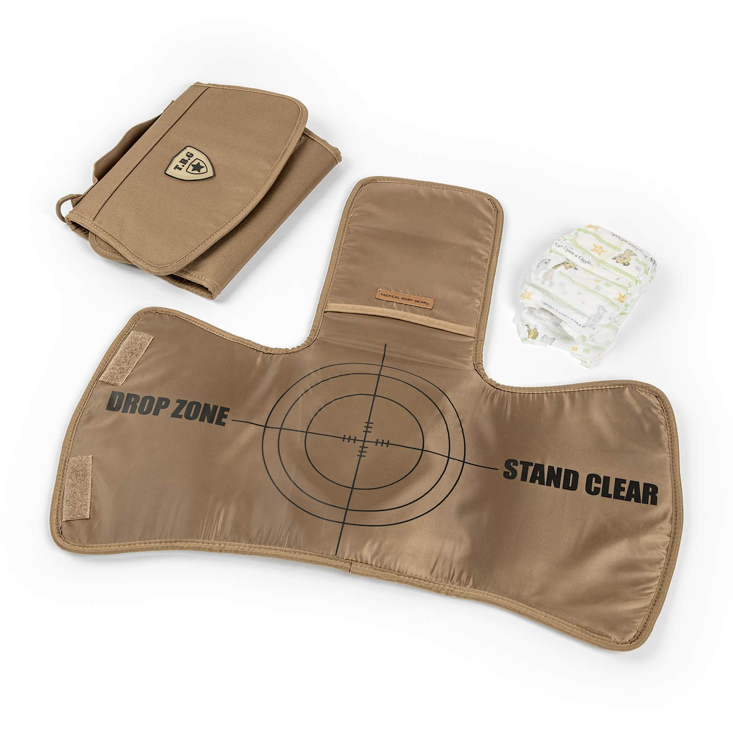 TBG - Drop Zone Folding Changin Tactical Portable Mat Changing Opening Mesa Mall large release sale