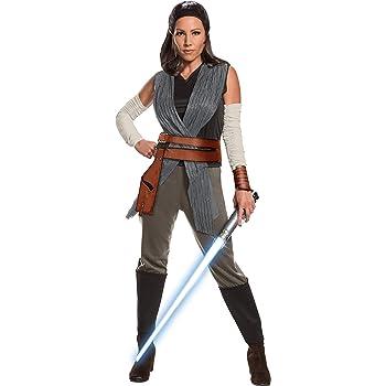 Star Wars Ep. VIII - Disfraz de Rey para mujer, Talla M adulto ...