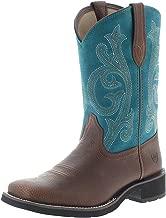 Ariat Damen Cowboy Stiefel 25031 PRIM Rose Westernreitstiefel