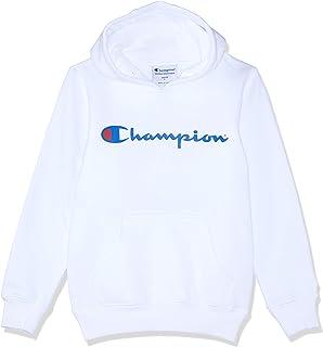 Champion Kids Script Hoodie