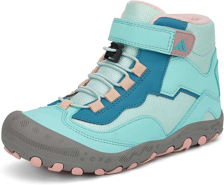 Mishansha Kids Water 上質 Resistant Hiking Girls Col 送料無料 新品 Anti Boots Boys