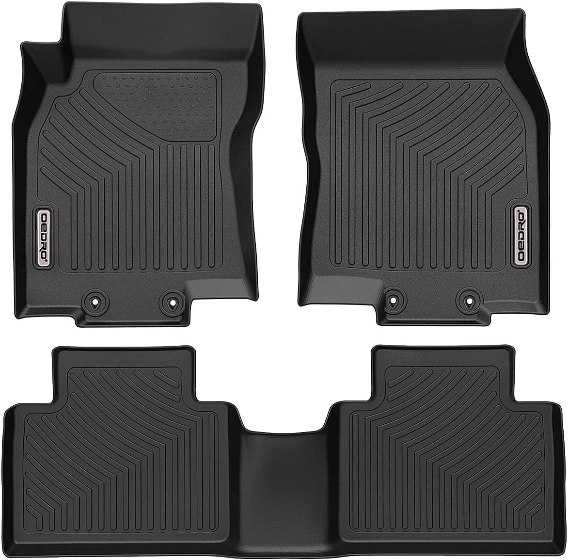OEDRO Floor Mats Compatible Now Dealing full price reduction on sale for Unique B 2014-2020 Rogue Nissan