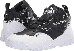 hot sale online 65133 4701b Puma Black Puma White