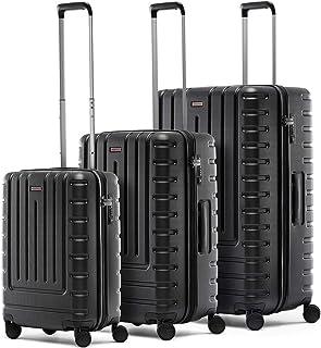 Reisenthel suitcase set Luggage Set, 75 cm, 95 liters, Black