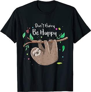 be happy sloth