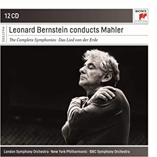 Conducts Mahler