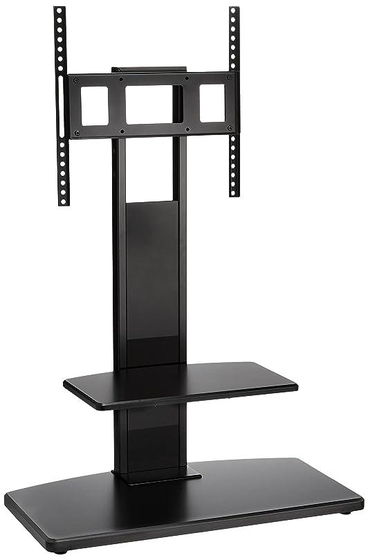 電極いっぱいマーチャンダイザーTIMEZ(タイメッツ)壁寄せテレビスタンド ~49v型対応 高さ調節可能 KF-370