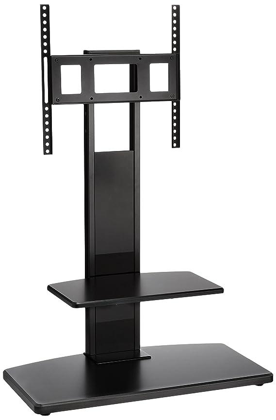 敵意身元抜本的なTIMEZ(タイメッツ)壁寄せテレビスタンド ~49v型対応 高さ調節可能 KF-370