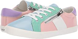 Pastel Color Block PU Combo