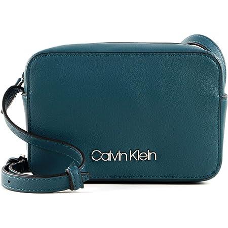 Calvin Klein CK Must Camera Bag Teal