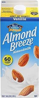 Almond Breeze Hint of Honey, Vanilla, Almondmilk , 64, fl oz