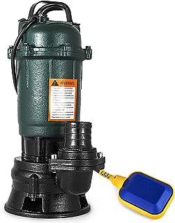 Moracle Bomba Sumergible de Aguas Residuales Sucias de la