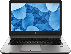 HP Laptop ProBook 640 G1 Intel Core i5-4200M 2.50GHz 4GB 320GB HDD Win 10 Home (Renewed)