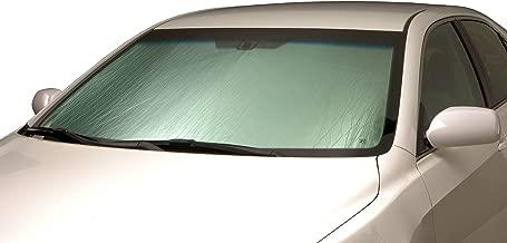 Intro-Tech Automotive PR-02 Silver Custom Fit Windshield Sunshade for Select Porsche 356 Models