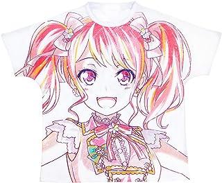 BanG Dream! ガールズバンドパーティ! 丸山彩 Pastel*Palettes Ani-Art フルグラフィックTシャツ ユニセックス XLサイズ