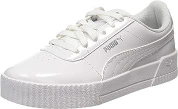 puma blancas mujer plataforma