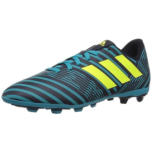 41e134247fa adidas Kids  Nemeziz 17.4 FxG J Soccer Shoe