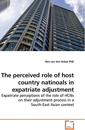 Perceived Role of Host Country Natinoals in Expatriate Adjus