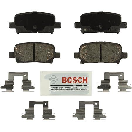FRONT + REAR SET Bosch Blue Disc Brake Pads BH98831