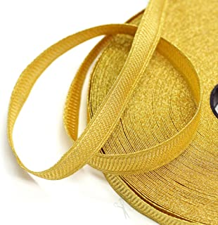 Gold Medley 8633 D/ÉCOPRO Two Tone Gold Baroque Collection Gimp Braid 7//8 inch Style# 0078BG Color Sold by The Yard