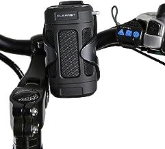 Portable Bluetooth 4.0 Speaker by CLEARON – Wireless Waterproof Speaker with Bike Mount..