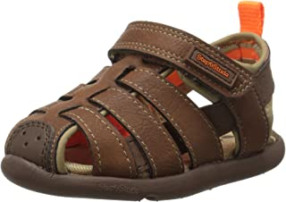 c4a64bb7c98f9e Step   Stride Boy s Cromar Adjustable Fisherman Sandal