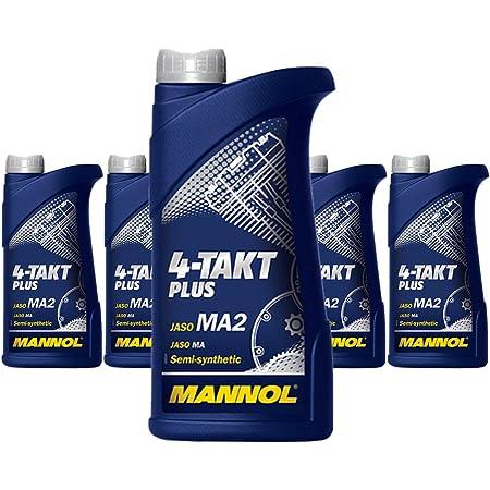 Mannol X 1l 4 Stroke Plus Api Sl Jaso Ma Ma2 Engine Oil Auto