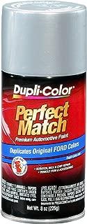 Dupli-Color BFM0383 Silver Metallic Ford Exact-Match Automotive Paint - 8 oz. Aerosol