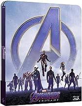 Avengers endgame 3d steelbook