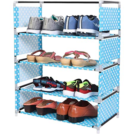 Sankirtan Folding Shoe Cabinet Shoe rack Strong Dormitory Multi-layer simple and economical small folding Dust-proof shoe cabinet Home storage
