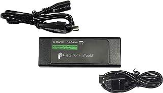 Digital Gaming World® Charger/Adapter for PSP GO - 100V to 240V Universal Use.