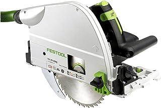 Festool 561439 TS75 EQ-Plus-FS Plunge Cut Circular Saw, 110 V