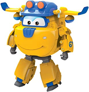 Super Wings Transforming Construction Build-it Donnie, YW730212
