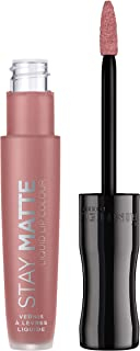 Rimmel London Stay Matte Liquid Lip Colour Nude Barra De Labios Tono 709 - 21 gr