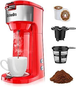 KitchenBro Single Serve Coffee Maker