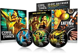Beachbody CORE DE FORCE Base Kit DVD workout program - MMA inspired - created by