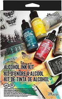 Ranger InkKit THoltz Distress Alcohol Ink Kit 29pc