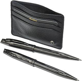 Scrikss Gift Set (Wallet + Ball Pen + Mechanical Pencil) - OSGT71189