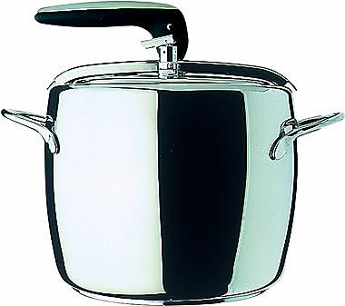 Mepra pressure-cookers, 7 Litre, Silver